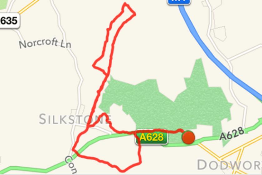 AFC Pogmoor 2018 Sponsored Walk
