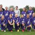 Under 14 Girls beat Sheffield United Ladies 3 - 1