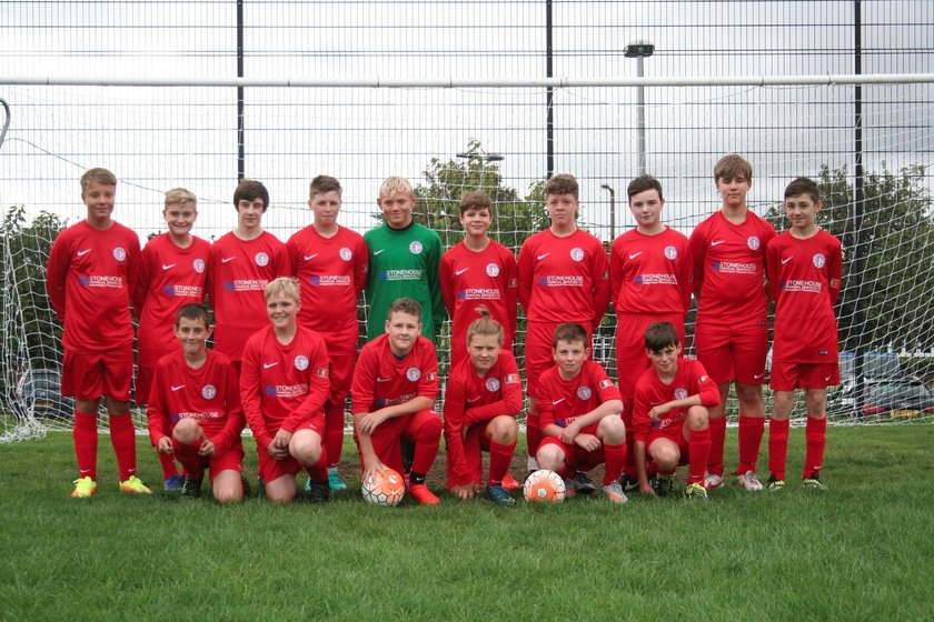 Under 15 lose to Maltby Main 3 - 0