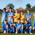 Under 12 beat Worsborough FC 1 - 8
