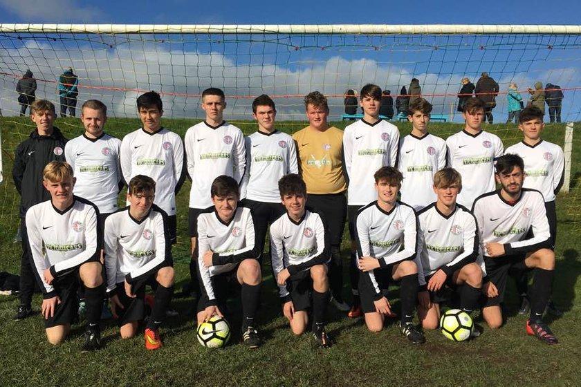 U18's hit 8 against United