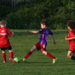 AFC Pogmoor U9 Training Session