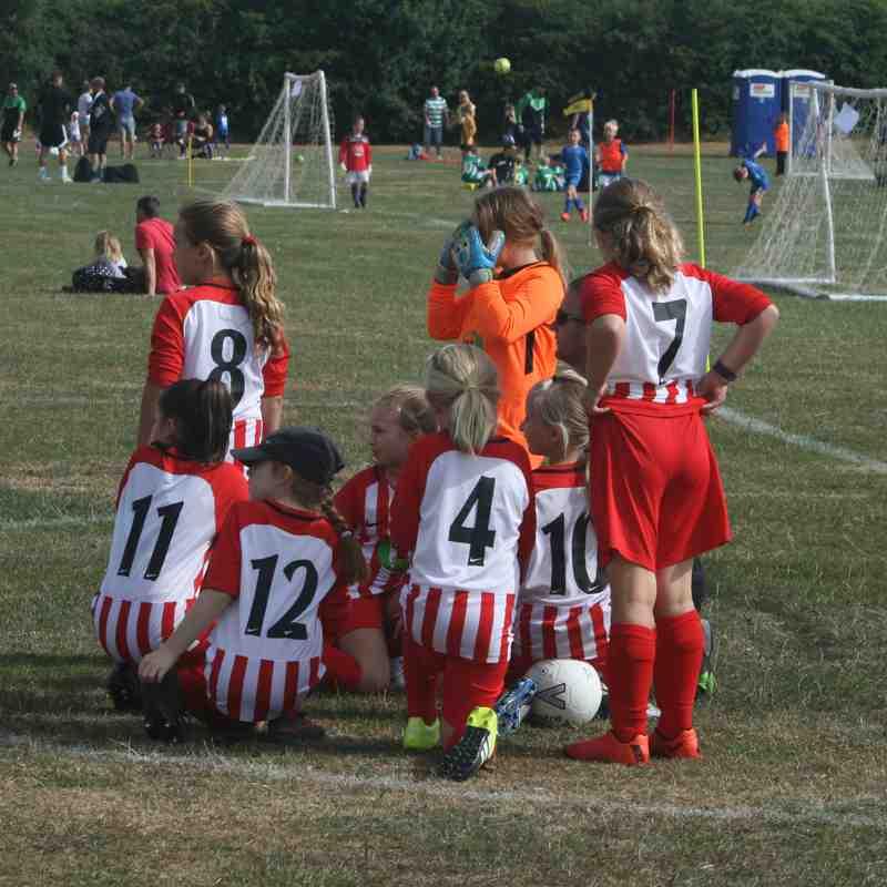 U10 Girls @ Hemsworth Juniors Tournament