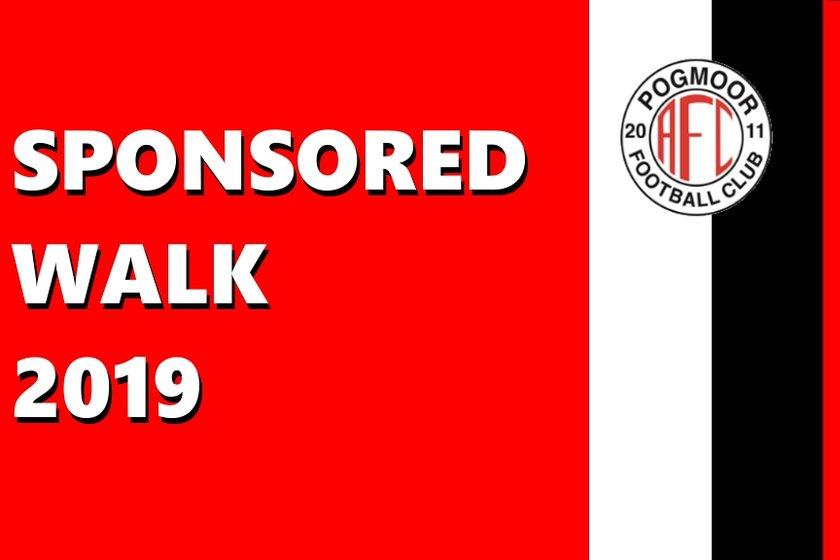 Club Sponsored Walk 2019