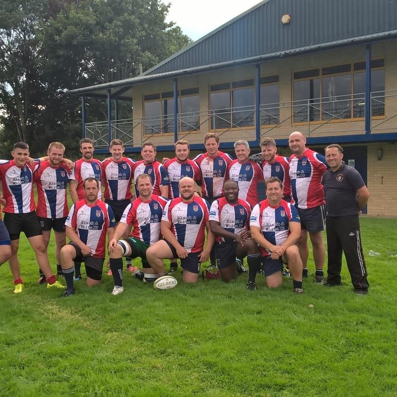 1st Team beat Bournemouth IV 41 - 26