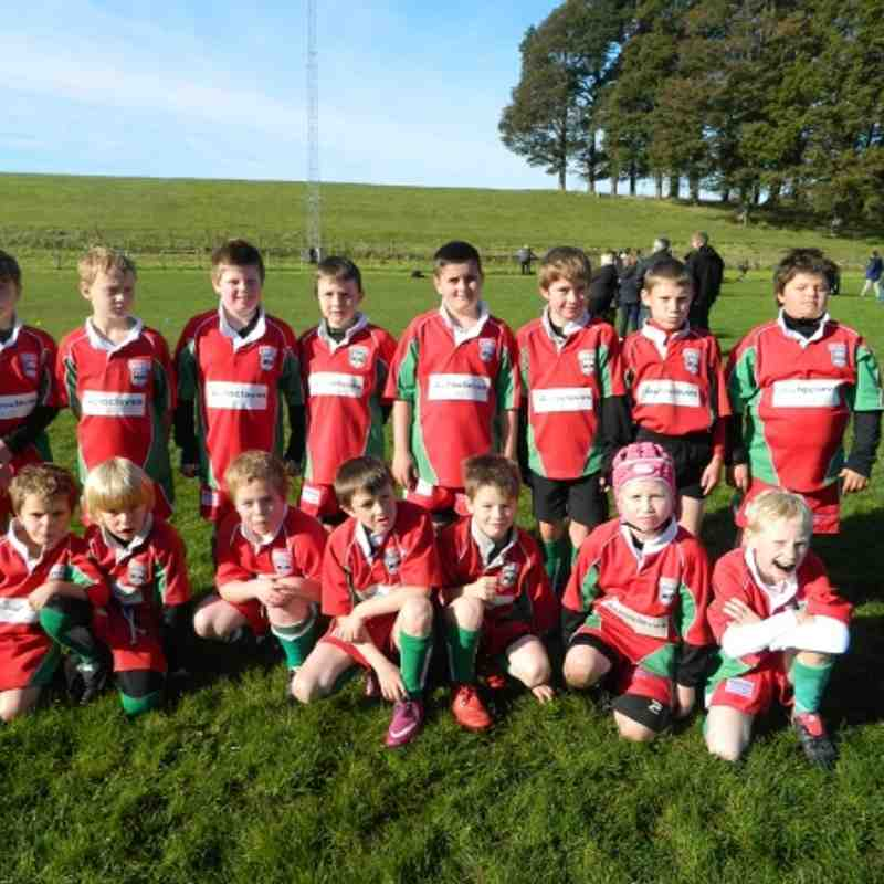 Under 9's - Kirkby Lonsdale