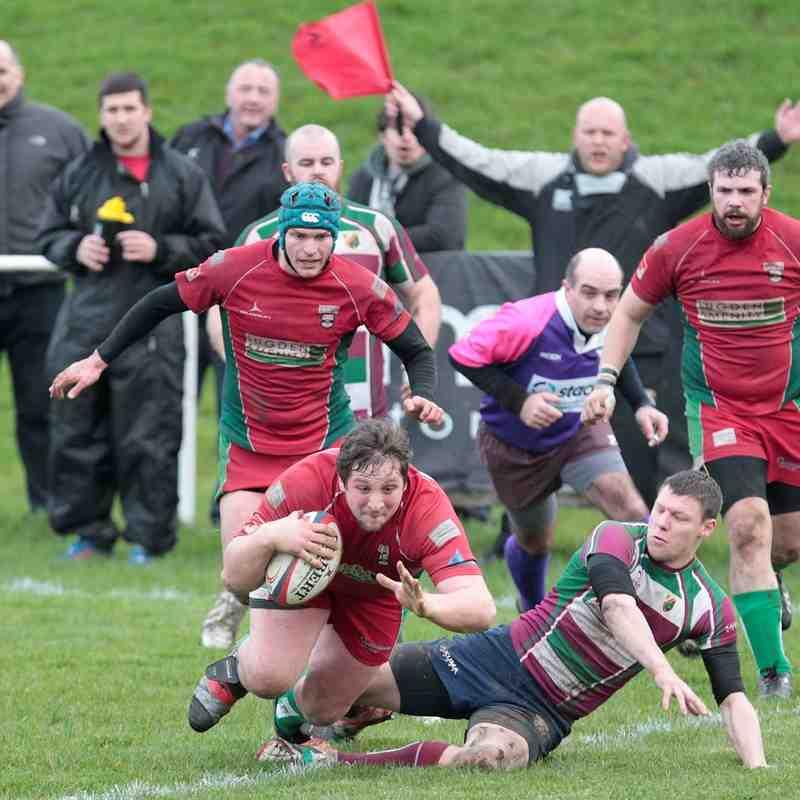Keighley 1st XV vs Moortown 23-01-16