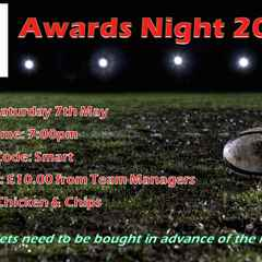 Awards Night 2016