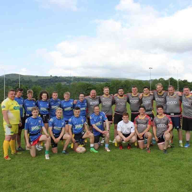 Keighley DPP Nathan Cubitt Tag Rugby