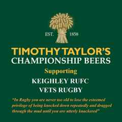 Keighley RUFC Vets Rugby.... Is back!