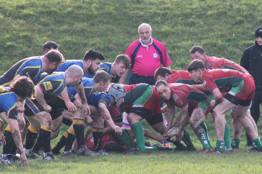 KEIGHLEY ACADEMY 24-17 WEST PARK LEEDS 2NDS