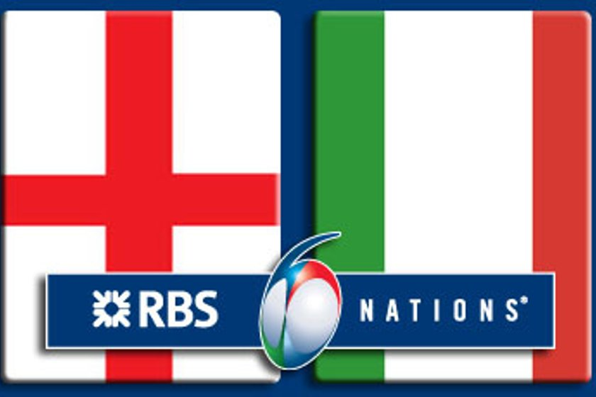 See ENGLAND v ITALY at KRUFC on Sunday 26th Feb. KO 3pm.