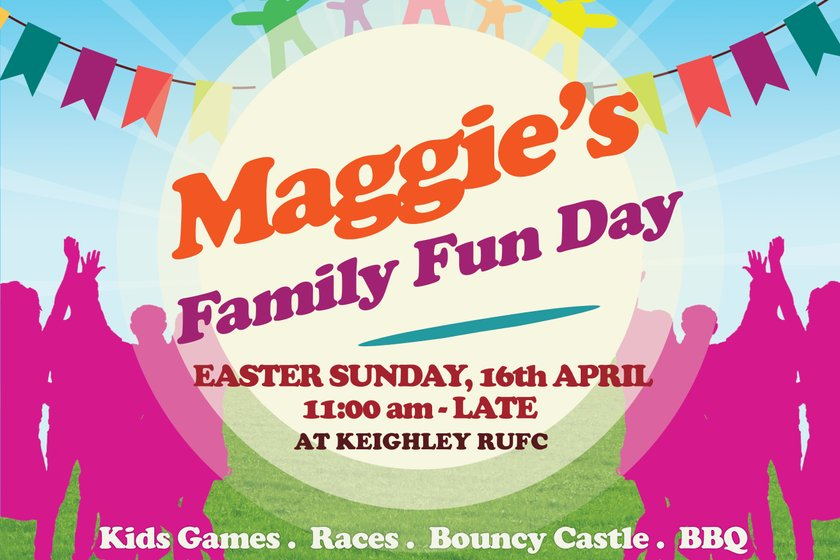 Maggie's Family Fun Day
