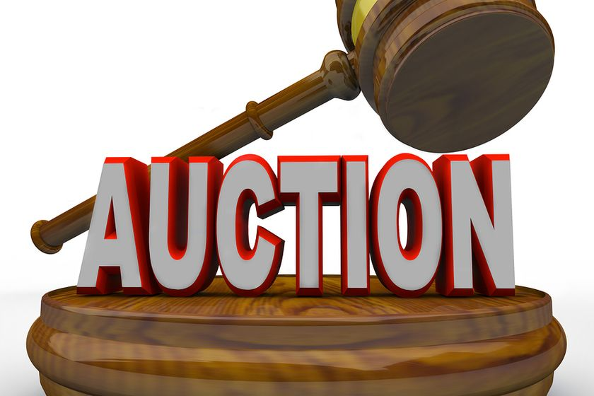KRUFC Grand Auction Sunday 4th June