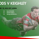Old Brodleians 22 Keighley 13