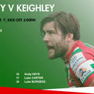 Keighley succumb to 3rd consecutive Y1 defeat with 45-3 loss at Beverley.