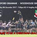 Friday Night  Lights - Bradford Grammar Vs Woodhouse Grove