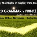 Friday Night Lights - Bradford Grammar Vs Prince Henry's