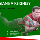 Keighley got back to winning ways with a well-earned victory