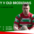 Keighley 32  Old Brodleians 31