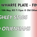 Aire-Wharfe Plate Final - KO Time changed to 7:15pm