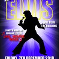 Elvis at Keighley RUFC