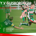 1st XV Team to face Guisborough