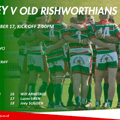 1st XV Team to face Old Rishworthians