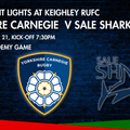 Yorkshire Carnegie Vs Sale Sharks