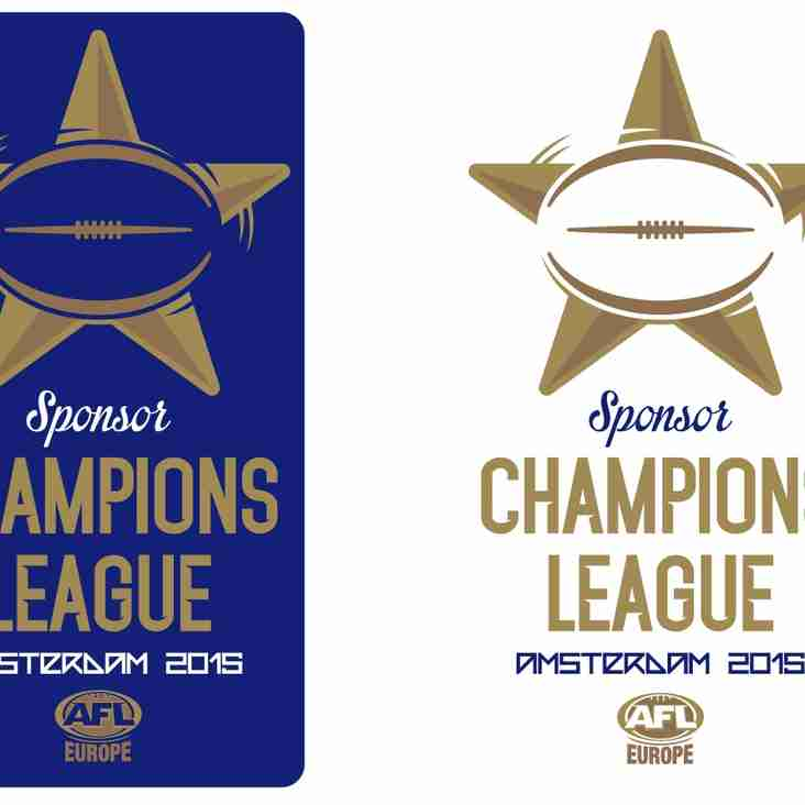 Cats earn a place at Inaugural AFL Europe Champions League Tournament