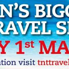 The West London Wildcats @ The TNT/STA Travel Show March 2015