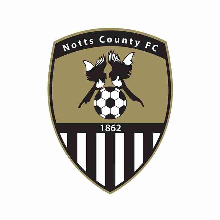 An Offer to Notts County Season Ticket Holders
