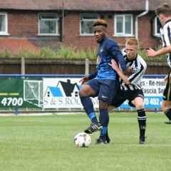 Long Eaton United v Notts County, Saturday 16th July