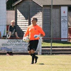 Emirates FA Cup. Oadby v LEUFC