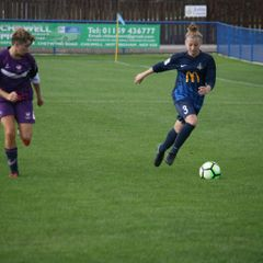 FA WPL - LEUFC Ladies v Loughborough Students