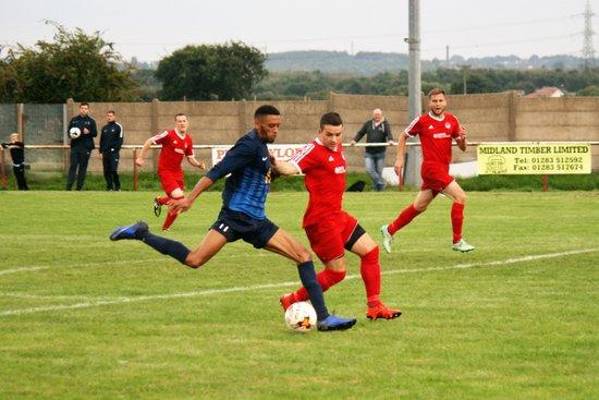 First Team v Stapenhill - Sat 24 Sep 2016