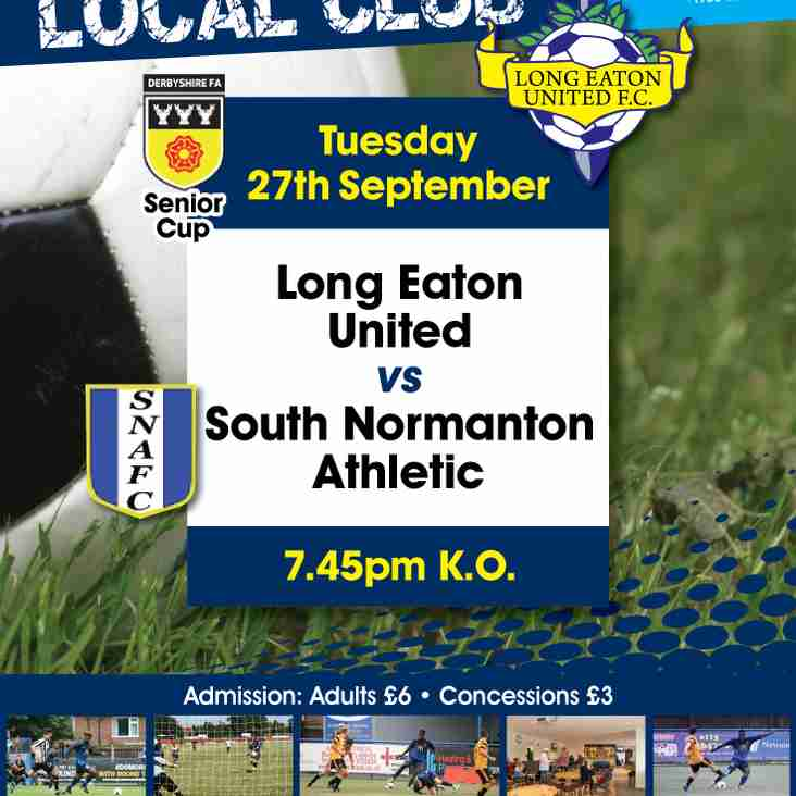 Long Eaton United v South Normanton