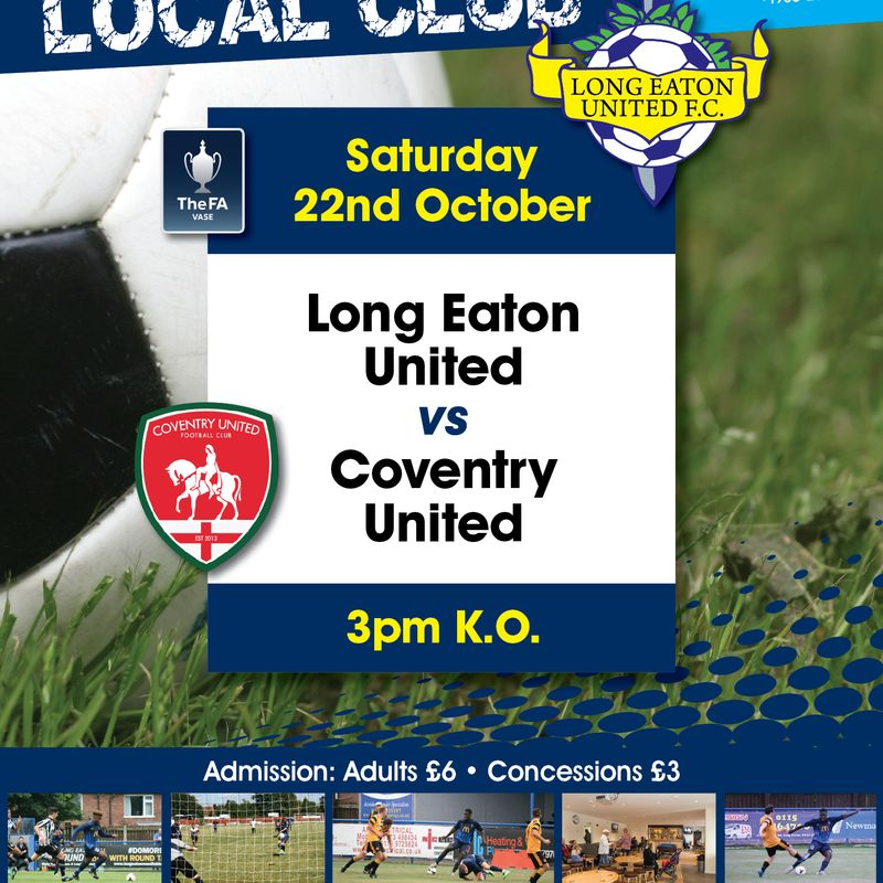 FA Vase Action This Weekend
