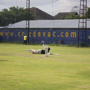 Hard Ball Cage Cricket  8's (CricDevac googlemap venue)