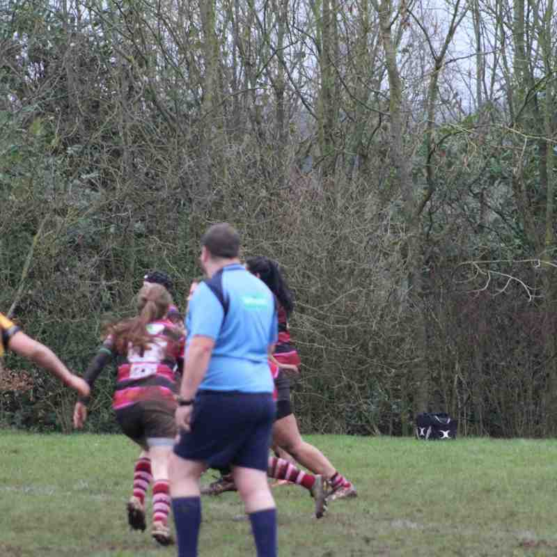 Cleve 75 - 12 Crediton (24-01-16)