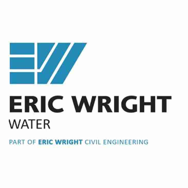 ERIC WRIGHT Water Limited sponsor SAFC U9's BLUES