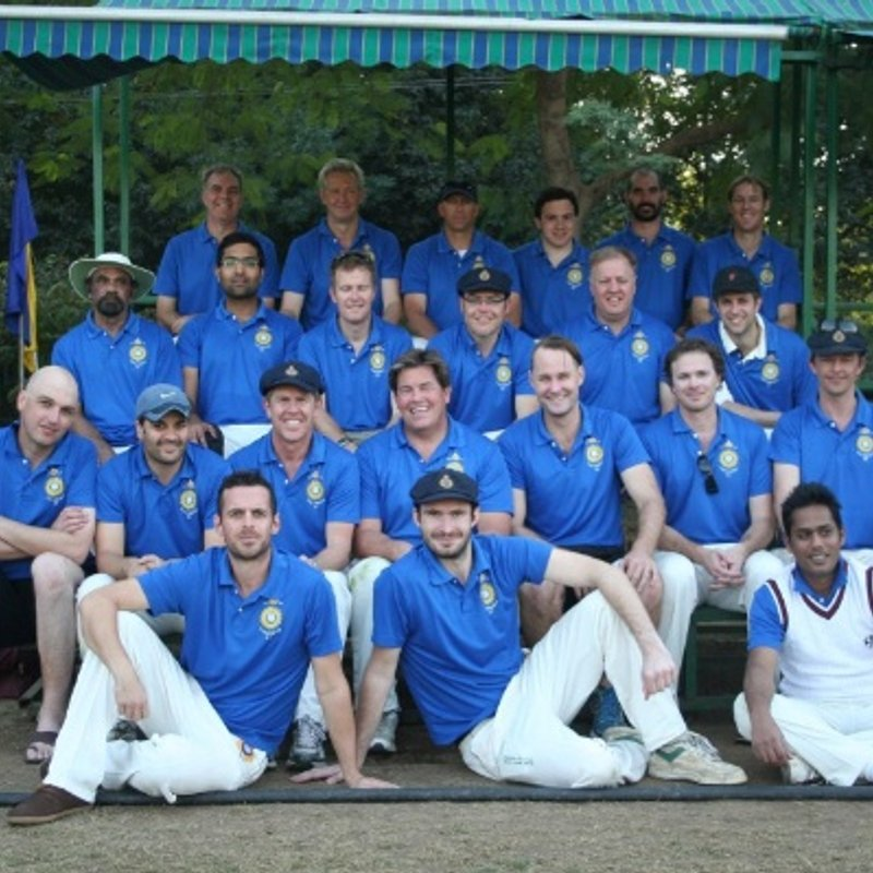 Delhi Expat Cricket Club - Blues vs. Delhi Expat Cricket Club - Whites