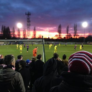 Dulwich rocked at the death by East Thurrock fightback