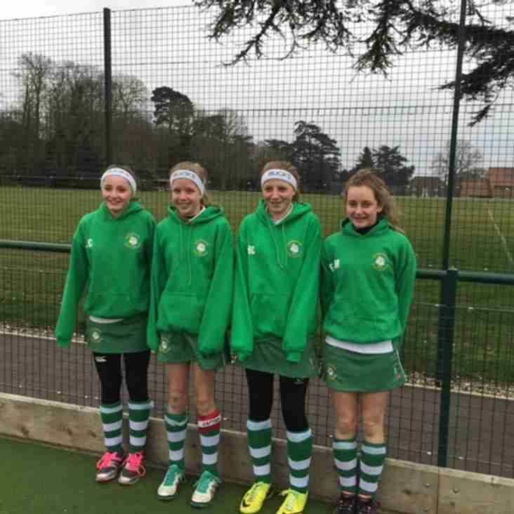 Bucks County U14 Squad Includes 4 Buckingham Players