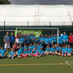 New season friendlies underway for 1sts and first junior matches 7th September