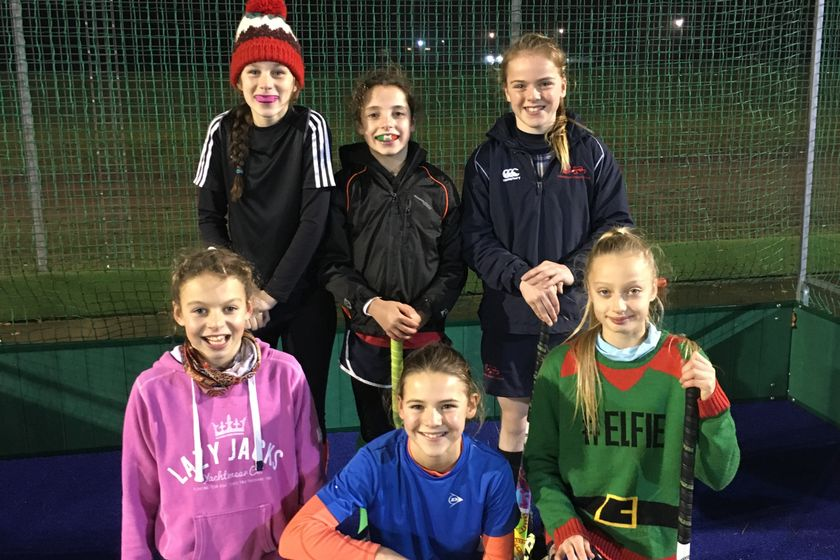 6 U12s selected for U13 county squads