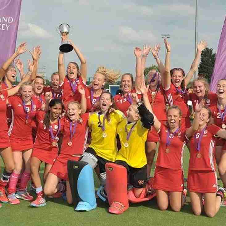 Millie Holme helps Mercian Lynx win Futures Cup