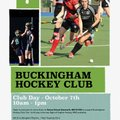 7th October is Club Day