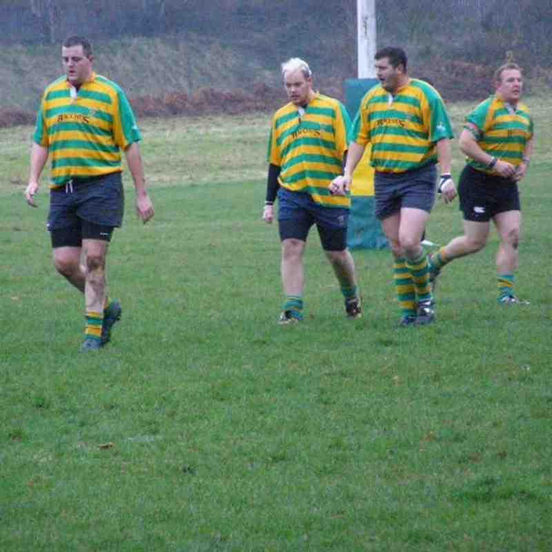 1st XV Vs Chesterfield