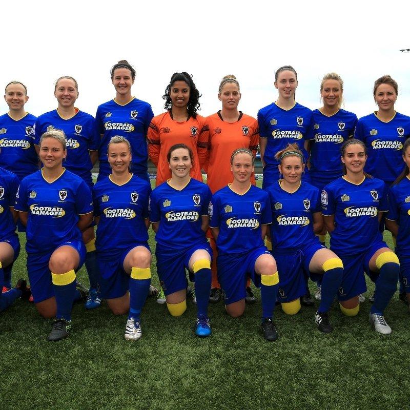 Enfield Town LFC 2 - 3 AFC Wimbledon Ladies Firsts